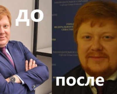 Новоизбранный депутат ЗакСобрания присоединился к «усатой мафии» Севастополя?