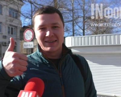 Севастопольская полиция с народом или в стороне?