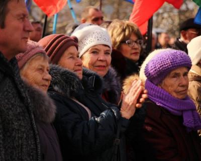 Севастополь – за сильную Россию!
