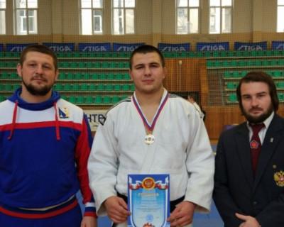 Севастополец Александр Шалимов выиграл первенство ЮФО