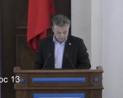 Депутат ЗакСа: «Будем дособировывать документы!»