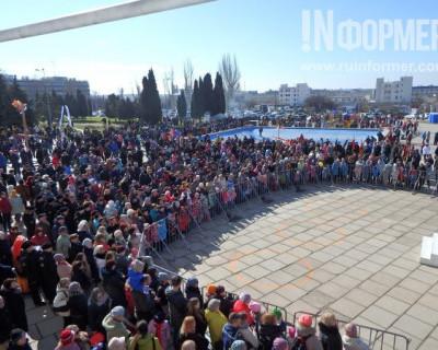 Как в Севастополе отмечают Масленицу (ФОТО)