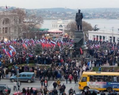 Севастопольцы, все на митинг!
