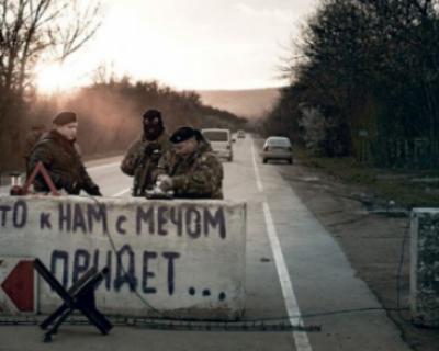 Истинные защитники Севастополя