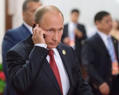 Важный звонок президента России