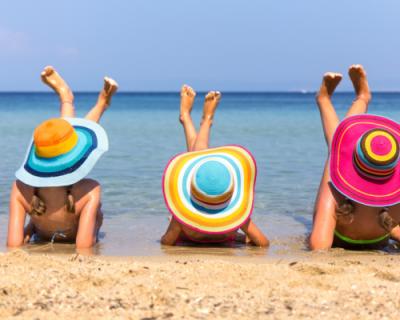 Лето, солнце, пляж...