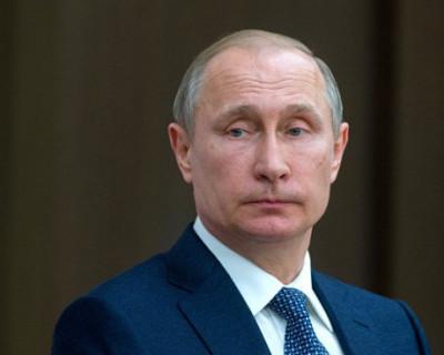 Путин и ФСБ!