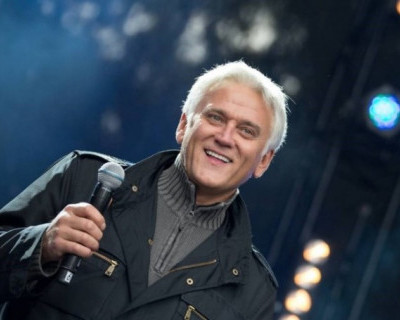 Рок-музыкант Александр Маршал стал частью Putin Team