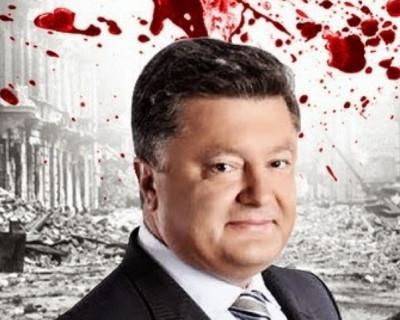 Порошенко определился, где начнет  военные операции  на территории  Крыма