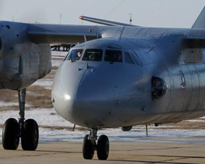 Срочно! В Сирии разбился российский самолёт с пассажирами