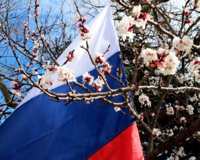 Памятные знаки в честь «Русской весны»