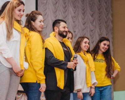 Член движения PutinTeam Михаил Галустян встретился со студентами в Сочи (ФОТО)