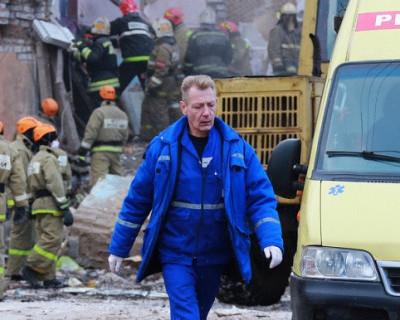 Взрыв газа в Краснодаре: виновного просили не спасать