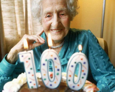В России посчитали долгожителей