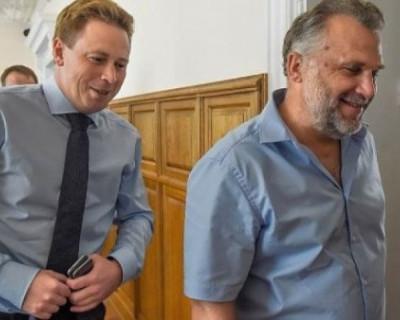 Перепалка Овсянникова и Чалого!