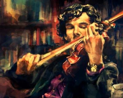 Романс скрипача