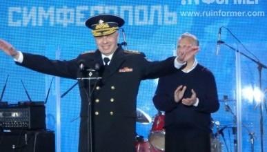 Выступление Витко и Чалого перед Путиным