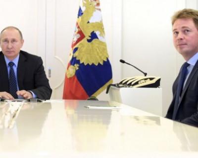 Севастополь рассекретил документацию для президента