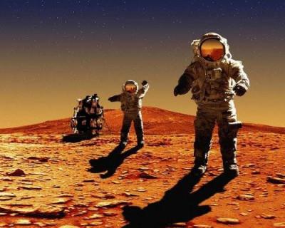 В 2019 году россияне «захватят» Марс