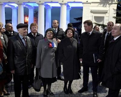 О чём Путин говорил с общественниками Севастополя?