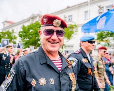 Членом Общественной палаты Севастополя стал участник Русской весны