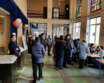 Элла Памфилова о начале голосования: «На участках очереди»