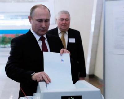 Идеальный результат выборов по версии Путина