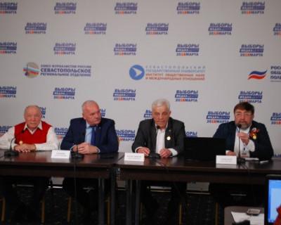 Представители партий Севастополя о ходе голосования