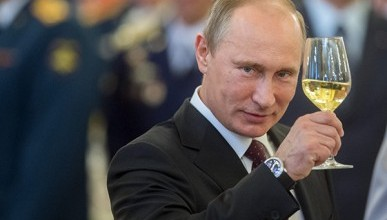 Экзитпол ВЦИОМ: Владимир Путин побеждает на выборах с 73,9% голосов