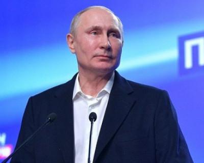 Планы Путина на ближайшие шесть лет