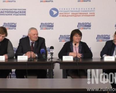 О выборах президента России в Севастополе!
