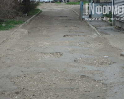 Галерея «грустных» дорог Севастополя