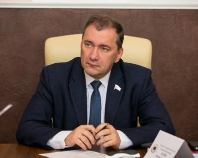 Дмитрий Белик о террористическом наследии в Крыму