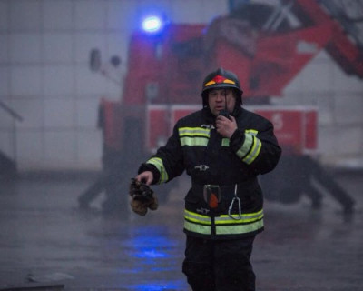 При пожаре в торговом центре «Зимняя вишня» в Кемерово погибли 64 человека