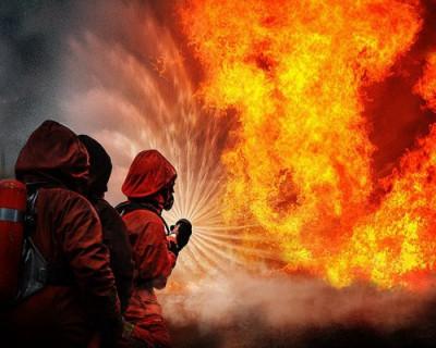 Правила поведения при пожаре в торговом центре