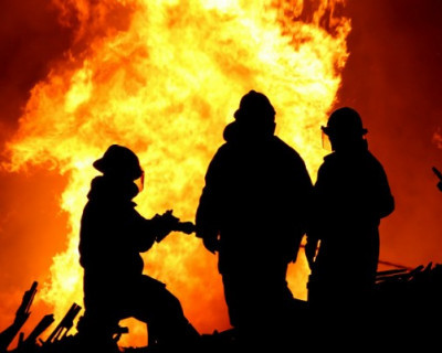 Хроника крупнейших пожаров в России