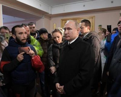 Путин о преступной халатности и разгильдяйстве