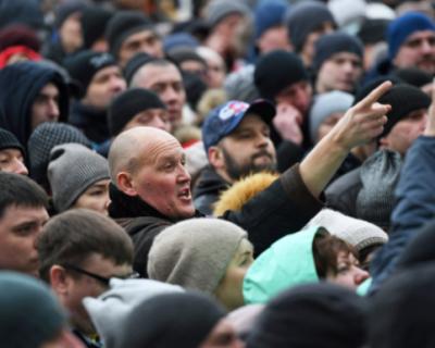 Кемеровчане требуют правды и отставки губернатора
