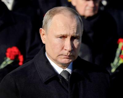 Путин: «Хочется не плакать, а реветь!»