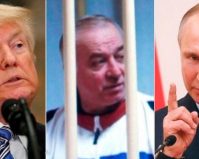 Хроника дипломатической войны России с Западом