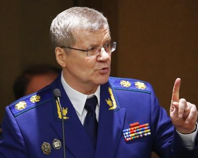 Генеральный прокурор России заявил, что сегодня надзорное ведомство пойдет «на беспрецедентный шаг»