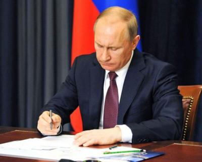 Путин позаботился о бывших украинских военных в Крыму