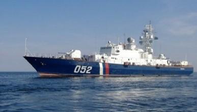 ФСБ вводит КТО в Азовском море