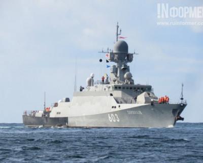 Кто защищает Россию в Средиземном море