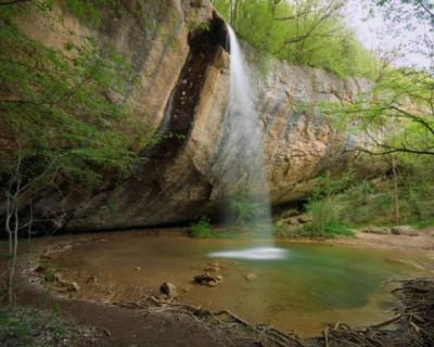 Водопады Севастополя