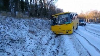 Как в Севастополь приходит зима