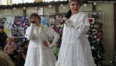 Севастопольские благотворители радуют детей