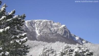 Ангарский перевал для севастопольцев и гостей