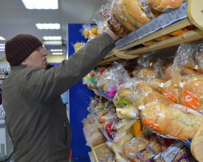 Крымчане чаще покупают пиво, чем молоко и соки