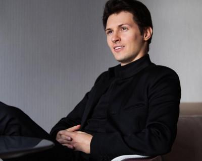 Почему Павел Дуров красавчик